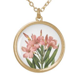 Vintage Flowers necklace 3