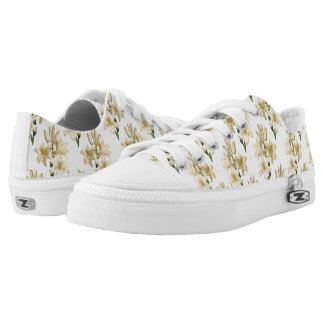 Vintage Flowers shoes 1