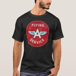 Vintage Flying A service sign T-Shirt