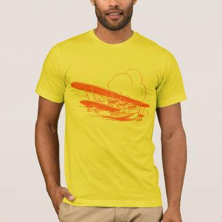 Vintage Flying Boat T-Shirt