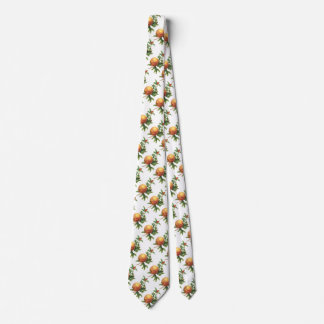 Vintage Food Fruit, Pomegranate by Redoute Neck Tie