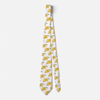 Vintage Food Fruit, Tropical Bananas by Redoute Tie