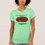 Vintage Food, Fruits, Vegetables, Red Ripe Tomato Shirt