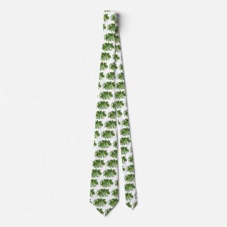 Vintage Food, Organic Green Beans Vegetables Tie
