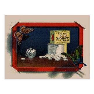 Vintage Food Postcard