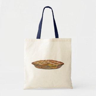 Vintage Foods, Dessert, Thanksgiving Pumpkin Pie Tote Bag