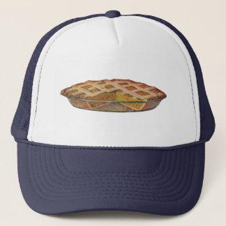Vintage Foods, Dessert, Thanksgiving Pumpkin Pie Trucker Hat