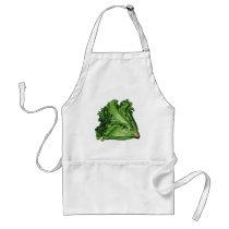 Vintage Foods, Green Leaf Lettuce Vegetables Adult Apron