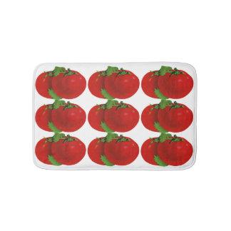 Vintage Foods, Organic Red Ripe Heirloom Tomato Bath Mat