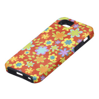 Vintage Foral Pattern iPhone 5 Case