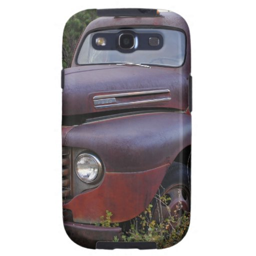Vintage FORD Galaxy S3 Protectores