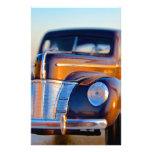 Vintage Ford Papelería De Diseño