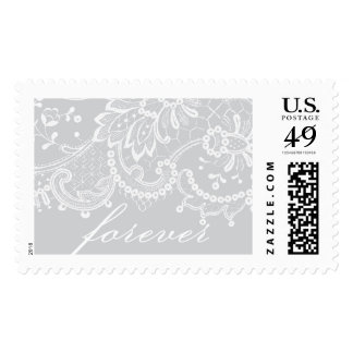 Vintage Forever Lace Grey | Atelier Isabey Stamps