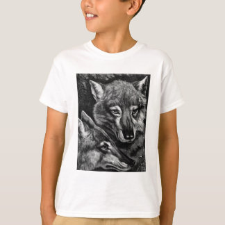Vintage Foxy Drawing Shirt