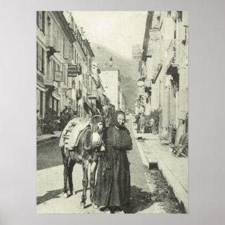 Vintage France, Bareges, Pyrenees Posters