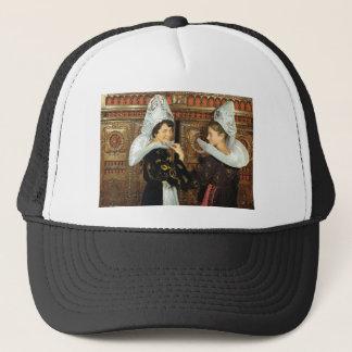 Vintage France, Bretonne ladies Trucker Hat