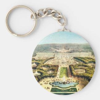Vintage France, Palais de Versailles Keychain