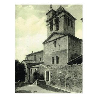 Vintage France St Paul trois chateau, cloche, Postcard
