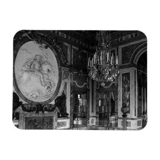 Vintage France Versailles palace hall of war 1970 Magnet