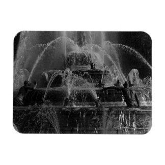 Vintage France Versailles palace Latona Fountain Magnet