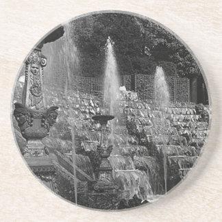 Vintage France Versailles palace Salle de Bal 1970 Coaster