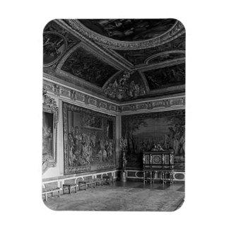 Vintage France Versailles palace stade dining room Magnet