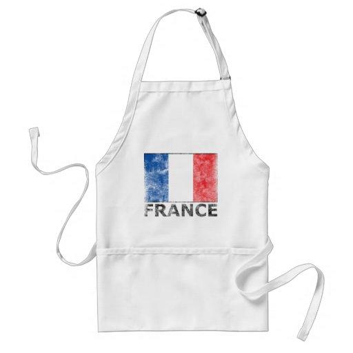 Vintage Francia Delantales
