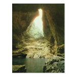 Vintage Francia grutas de Córcega   , Córcega, mar Tarjetas Postales
