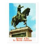 Vintage Francia, Jeanne D'Arc, d'Orleans de Postales