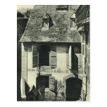 Vintage Francia, lugar de nacimiento de St Bernade Postales