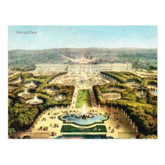 Vintage Francia, Palais de Versalles Postales