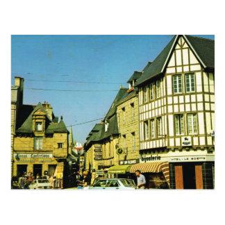 Vintage Francia, Pampol, Cotes du Nord Tarjetas Postales