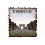 Vintage Francia Postales