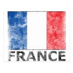 Vintage Francia Tarjetas Postales