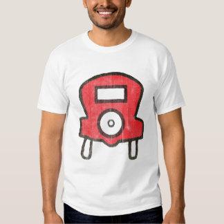 Vintage Free Parking T Shirt
