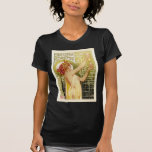 Vintage French Absinthe Advertisement T-shirts