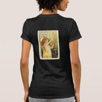 Vintage French Absinthe Advertisement T-shirt