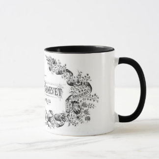 Vintage French Advertisement illustration - Mug
