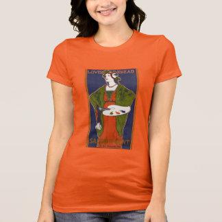 Vintage french artiste T-Shirt