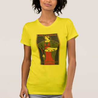 Vintage french artiste t-shirt