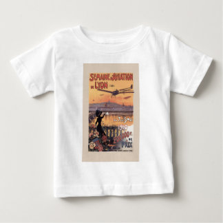 Vintage French Aviation Tee Shirts