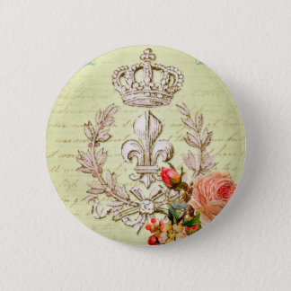 Vintage French Button