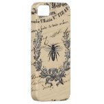 Vintage French Chic Honey Bee iPhone 5 Case