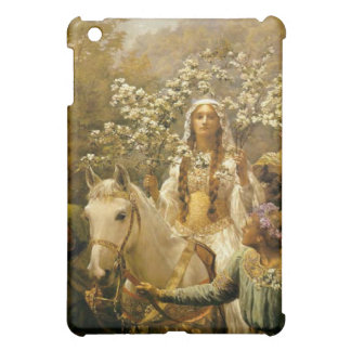 Vintage French Country Lady Horse Speck iPad Case