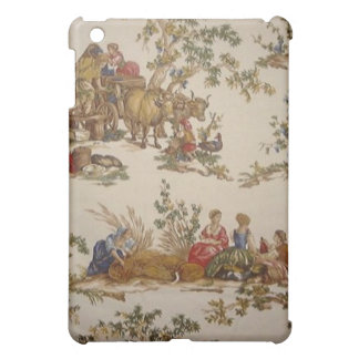 Vintage French Country Toile iPad Case