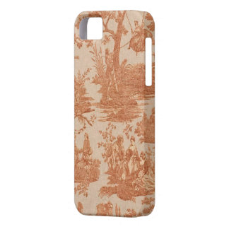 Vintage French Country Toile  iPhone 5 iPhone SE/5/5s Case