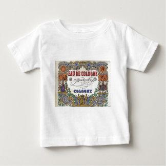 Vintage French Eau de Cologne Advertisement Baby T-Shirt