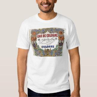 Vintage French Eau de Cologne Advertisement T-Shirt
