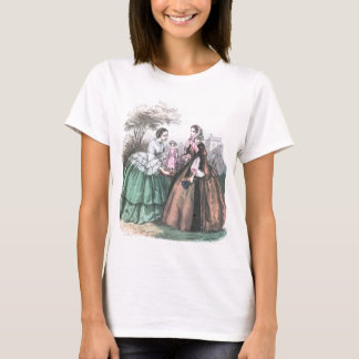 Vintage French Fashion T-shirt