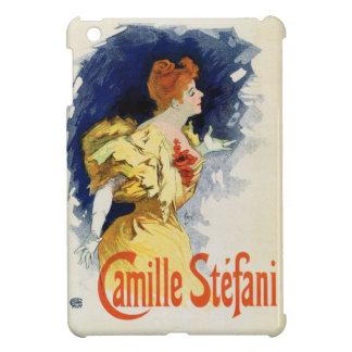 Vintage French female artist Camille Stéfani iPad Mini Cover